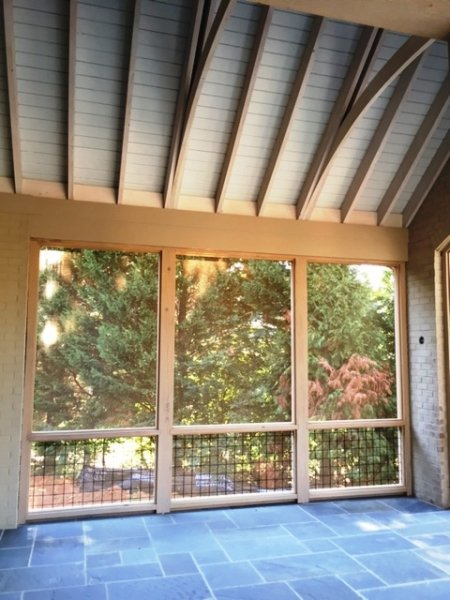 Crane Screened Porch 8.30.16