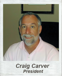 Craig Carver, President, The Carver Group, Greenville, SC - Staff