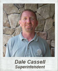 Dale Cassell, Superintendent - The Carver Group, Greenville, SC -  Staff