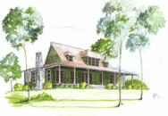 Carver Cottages - Luxurious Custom Cottage Designs with fine craftsmanship