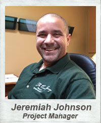 Jeremiah Johnson - Superintendent The Carver Group Builders