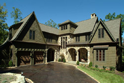 The Cliffs at Keowee Vineyards new home, Lake Keowee, SC - The Carver Group