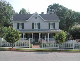 The Carver Group, Greenville, SC - Custom Home Builders specializing in fine woodworking - McDaniel Avenue Home